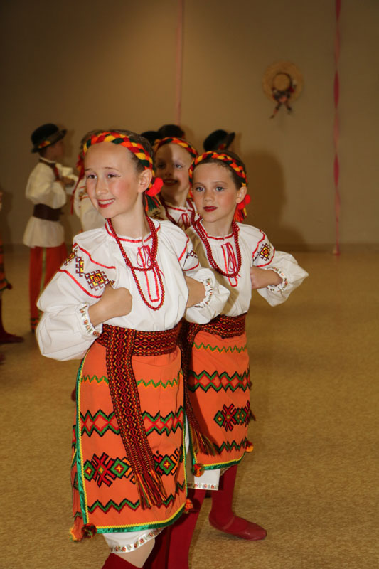 Tavria's Junior Class is for Dancers Aged 7-8