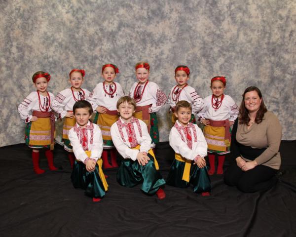 Tavria's Beginner Class for Children Aged 5-6