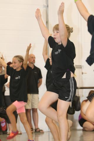 Tavria Ukrainian Summer Dance Camp